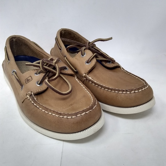 Sperry Shoes | Mens Authentic Leather